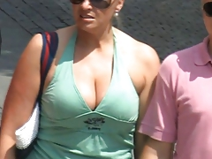 Candid Busty Bouncing Tits Vol 15