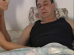 Dad & Girl Nice Fucking