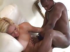 Latin Blonde Milf
