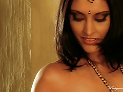 Indian Girl Dancer