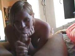 Pregnant Amateur Blowjob