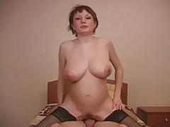 Russian Pregnant