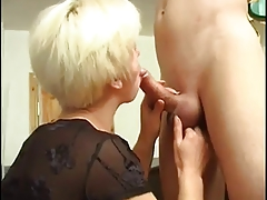 Russian Milf loves anal