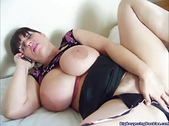 Glamour Milf Josephine James Phone Sex