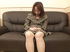 47yr old Hairy Kiyoko Tachibana gets Creamed Uncensored