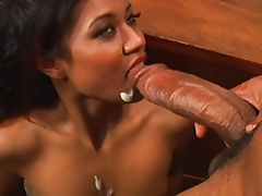 Black Cock For Lyla Lei