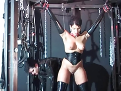 Machtspiele part 1 Hard Bizzare BDSM latex sex