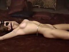 Beautiful Slave In Bondage