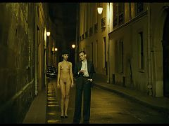 Nude Girl On The Streets Movie Saint Laurent