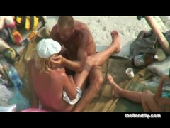 Thesandfly Fun And Sex Games On Shores!