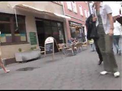 Walking Naked In Public
