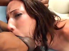 Extreme Bukkake Loving Girl