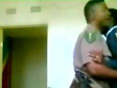 Cop Fucks Co Worker During Lunch Break