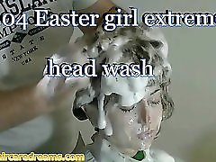 Easter Girl Extreme Head Wash Only Prewiew Yt