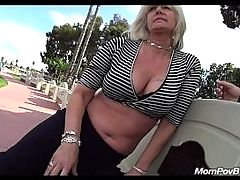 Milf Fucks In Public Bathroom Stall