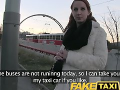 Faketaxi Medical Student Takes Cash For Sex