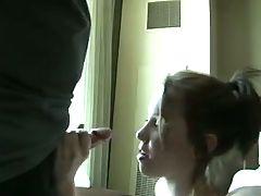 Teen Handjob #9 Hotel Room