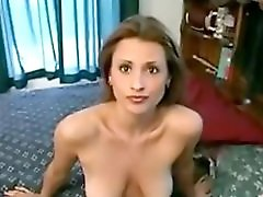 Hot Cheerleader Gets A Porn Audition