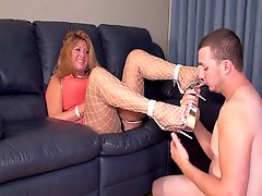 Step Mom And Her Cuckold