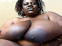 Monster Huge Big Hanging Mature Bbw Tits 17