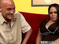 Bbw Babe Christy Earns Some Cash