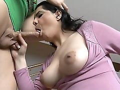 Nasty And Busty Amateur Gets Her Huge Melons Fucked