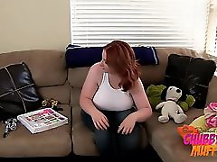 Young Chubby Teen Redhead