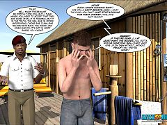 3d Comic The Eyeland Project 16 18