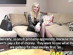 Riding A Hard Cock Makes A Stunning Blonde Kayla Really Wet