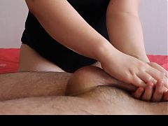Handjob Lingam Massage