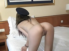 Petite And Skinny Teen Julia In Casting