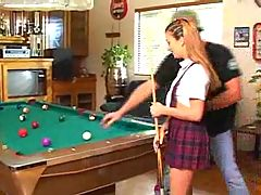 Teen Babysitter Sabrina Jade Does Daddy M27