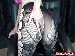 Kinky Milf Shanda Fay Shows You How To Stroke &amp Suck It Out!