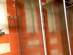 Hot Girls Caught On Hidden Cam Taking Shower