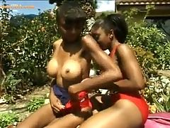 Lesbian Black Girls