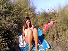 Beach Dune Blowjob