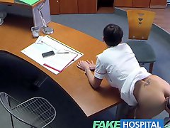 Fakehospital Dirty Doctor Gets His Cock Deep Inside A Sexy Busty Ex Porn St