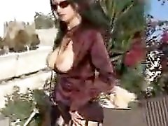 Granny Satin Outdoor Mature Mature Porn Granny Old Cumshots Cumshot