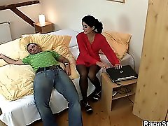 He Has To Roughly Nail Cheating Slut