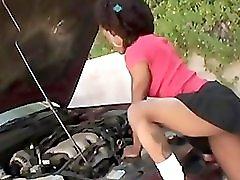 Ebony Girl On Girl Porn Lesbian Video
