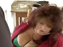 Elane Tied Up Blowjob