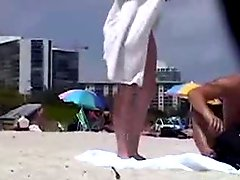 Nude Beach Hot Women Caught On Camera
