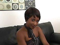 Tempting Teen Ebony Sex
