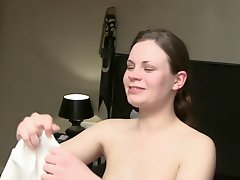 Ashley Dutch Girl In A Threesome Fuck