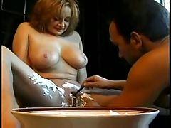 Shaving Pussy