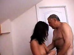 Old Man Fucking Teen Girl