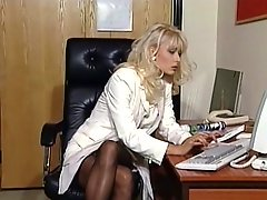 Lea Martini Solo Slutty Secretary