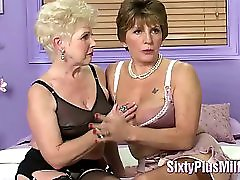 Mature Milfs Having Fun