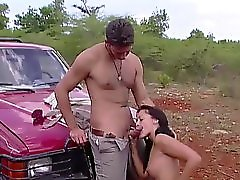 Sheila Scott Gets Her Warm Wet Pussy Serviced