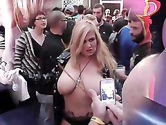 Best Moments Seb 2016 Lesbian Striptease Threesome Hot Nun Big Tits